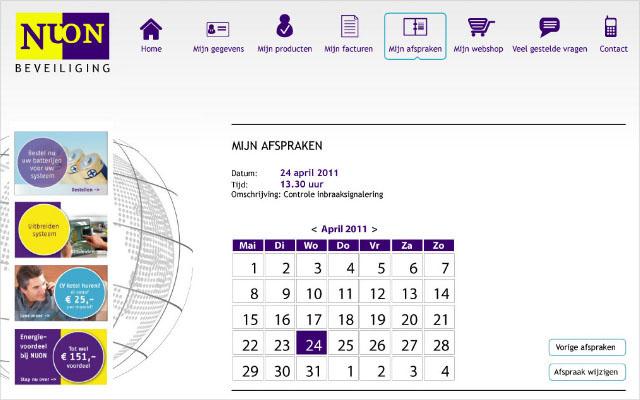 nuon interface