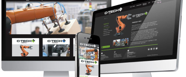 website C-TECH
