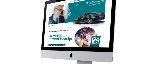 TaxiGoverde-concept